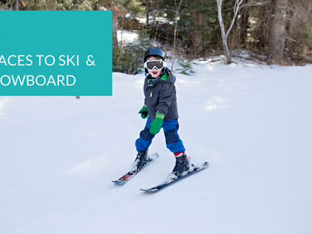 6 Places To Ski & Snowboard Within One Hour Of Milwaukee