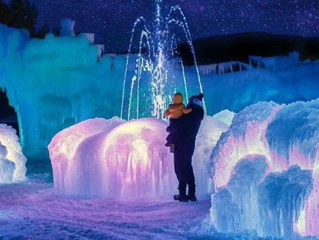 Winter Festivals & Ice Sculptures In 2021
