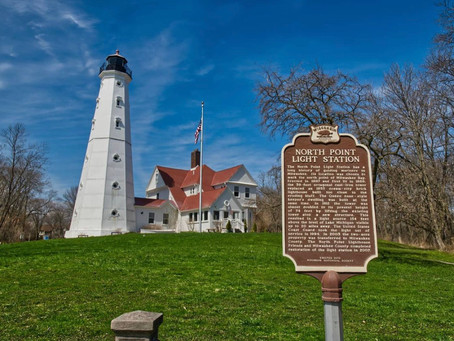 North Point Lighthouse in Lake Park Reopening May 1, 2021