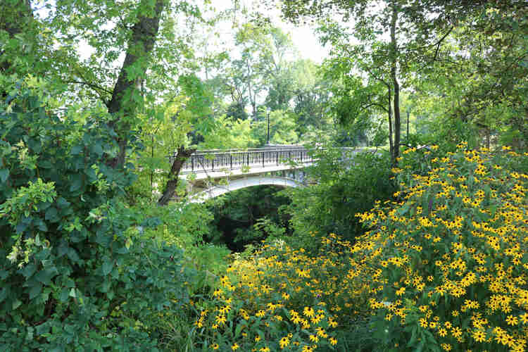 Lake Park is one of the most beautiful and historic parks in Milwaukee.