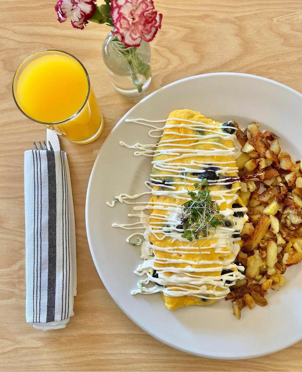 Mimosa Breakfast Franklin Brookfield