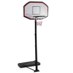 """43"""" Indoor/Outdoor Height Adjustable Basketball Hoop on Overstock.com."""