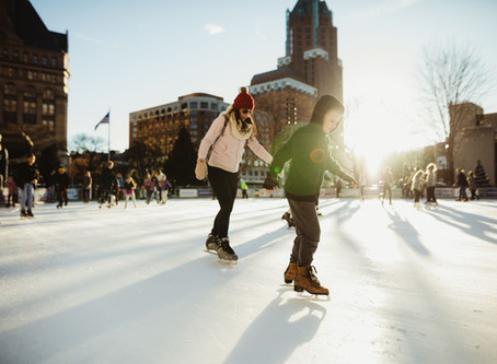 Here Are Our 5 Favorite Places To Ice Skate