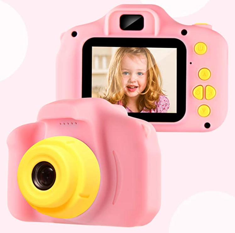 Kids Camera on Amazon >>