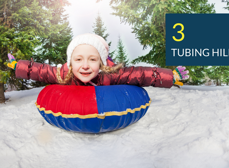 3 Places To Take Your Kids Tubing