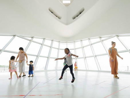 Family Sunday at the Milwaukee Art Museum Goes Virtual This Weekend