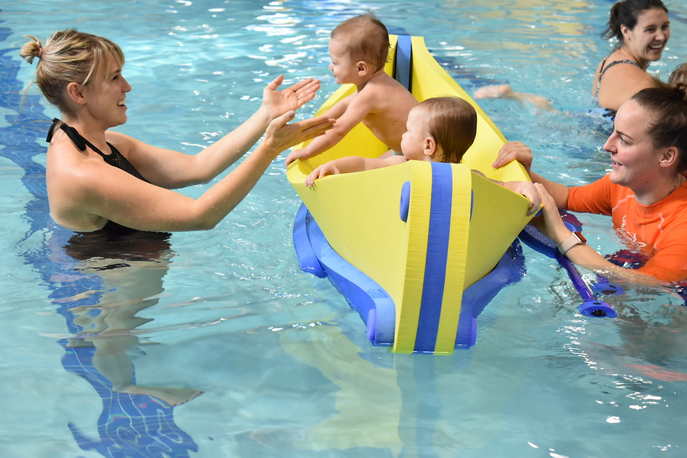 goldfish swim school bayshore