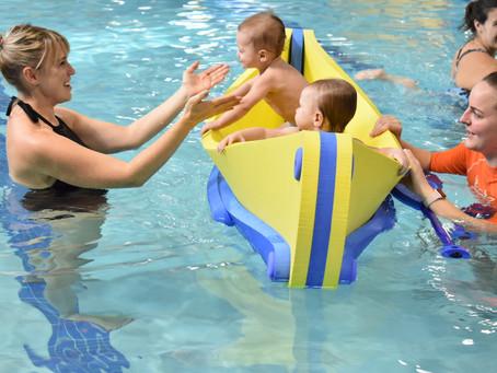 BREAKING: Bayshore Welcomes Goldfish Swim School