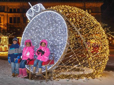 10 Brilliant Holiday Lights Displays Around Milwaukee
