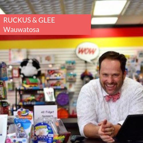 Ruckus & Glee
