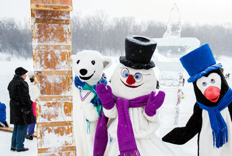 9 winter festivals for kids and families