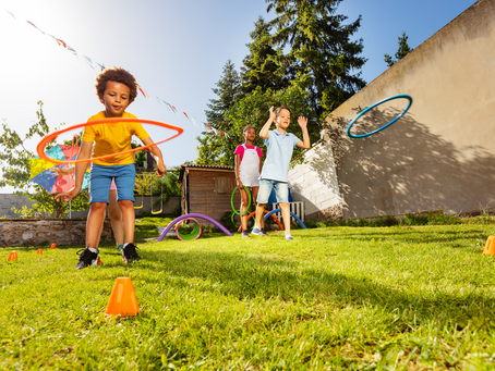 101 Backyard Games & Activities Families Will Love This Summer