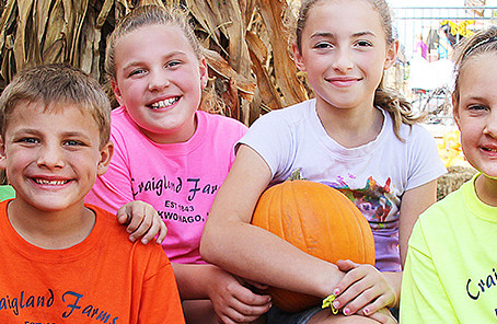 6 *free* fall festivals for kids and families