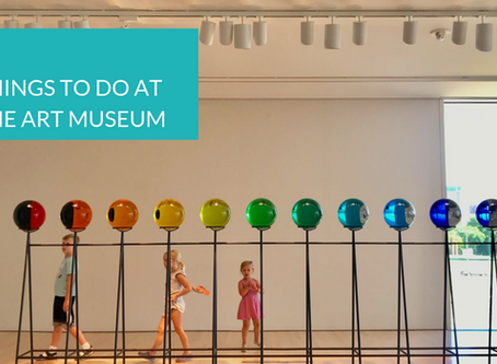 8 Special Things To Do With Kids At The Milwaukee Art Museum