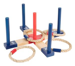 Triumph Wooden Ring Toss Game from Blain's Farm & Fleet