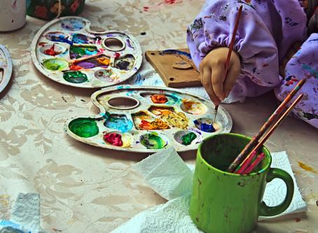 Paint-your-own pottery studios around Milwaukee