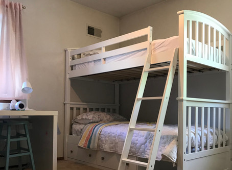 Bunk Bed Shopping During a Pandemic