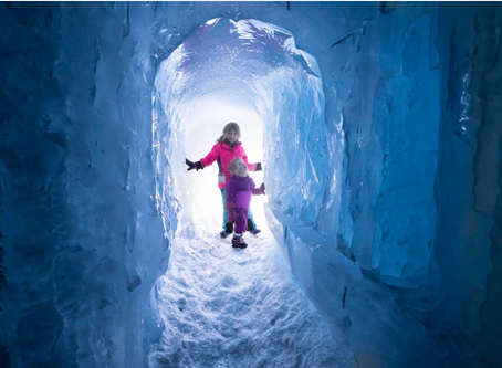 11 Unique Winter Day Trip Ideas for Families