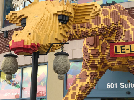Here's what you'll find at Legoland in Schaumburg