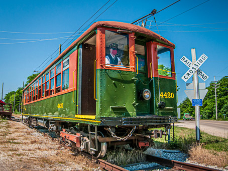 East Troy Electric Railroad Opening Day Set For April 24th