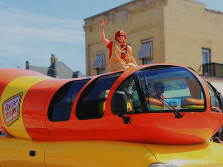 Oscar Mayer's 'Weinermobile' Visiting Southeastern Wisconsin This Weekend