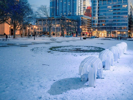 Your Kids Will Love Downtown's Newest Public Art Installation