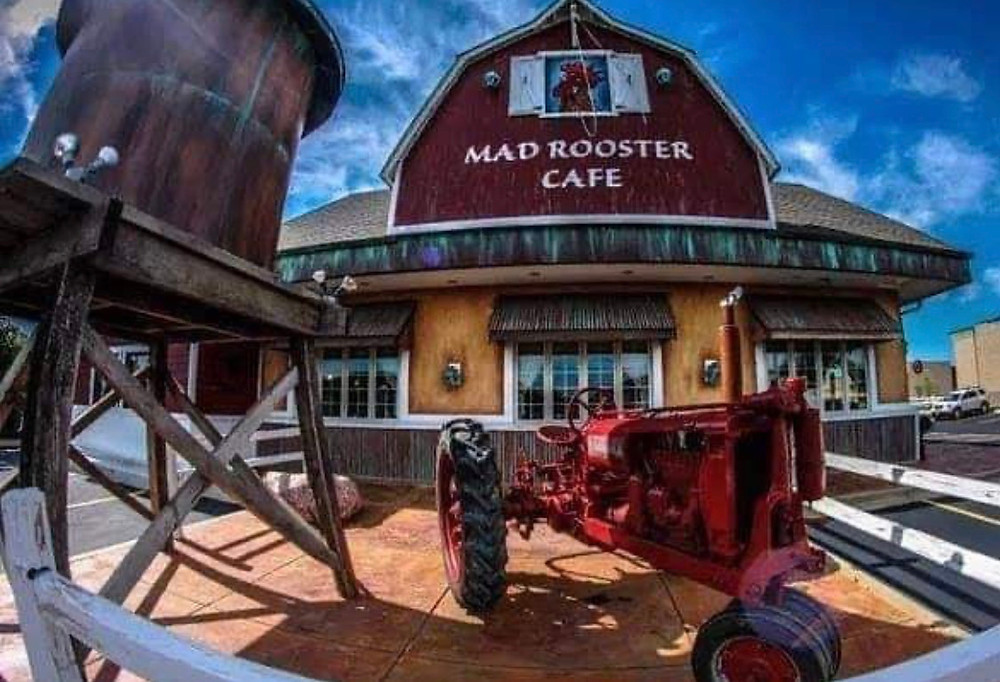 Mad Rooster Cafe