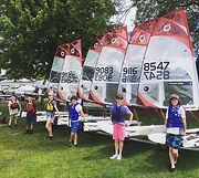 Milwaukee Yacht Club Junior Sailing School