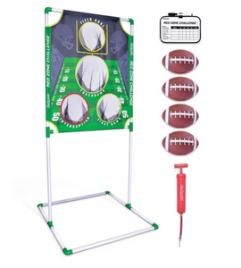 GoSports Red Zone Challenge Football Toss Game on Overstock.com