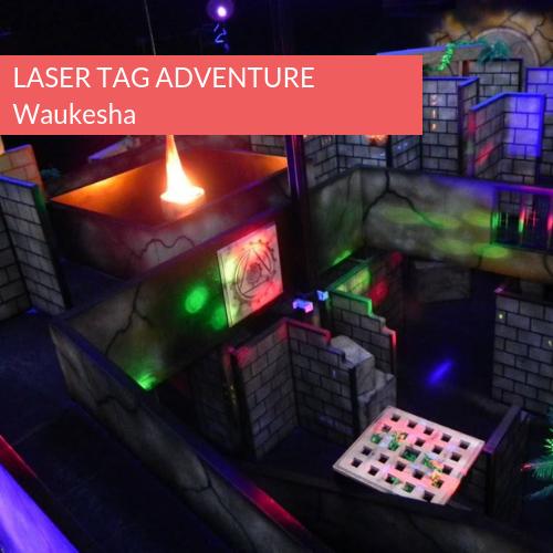 LaserTag Adventure