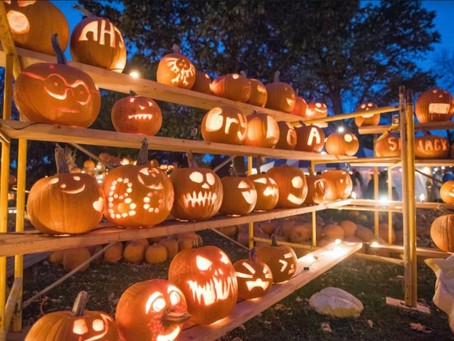 10 COVID-Safe Halloween Happenings For Kids
