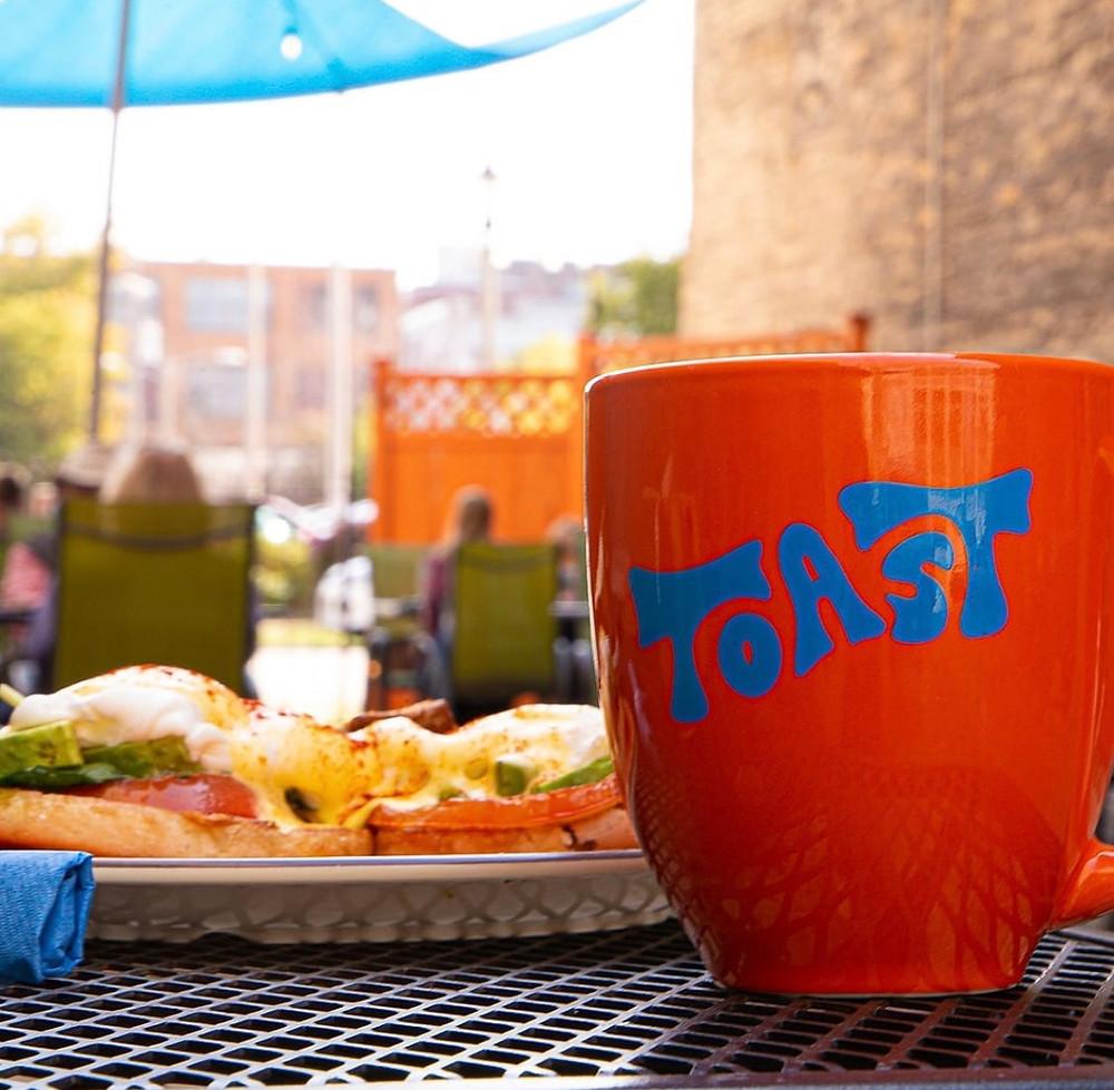 Toast Restaurant Brunch Milwaukee