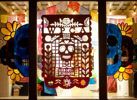 Dia de los Muertos festival offers colorful crafts, Aztec dancers