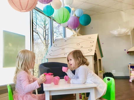 Little Sprouts Play Cafe serves up perfect play date
