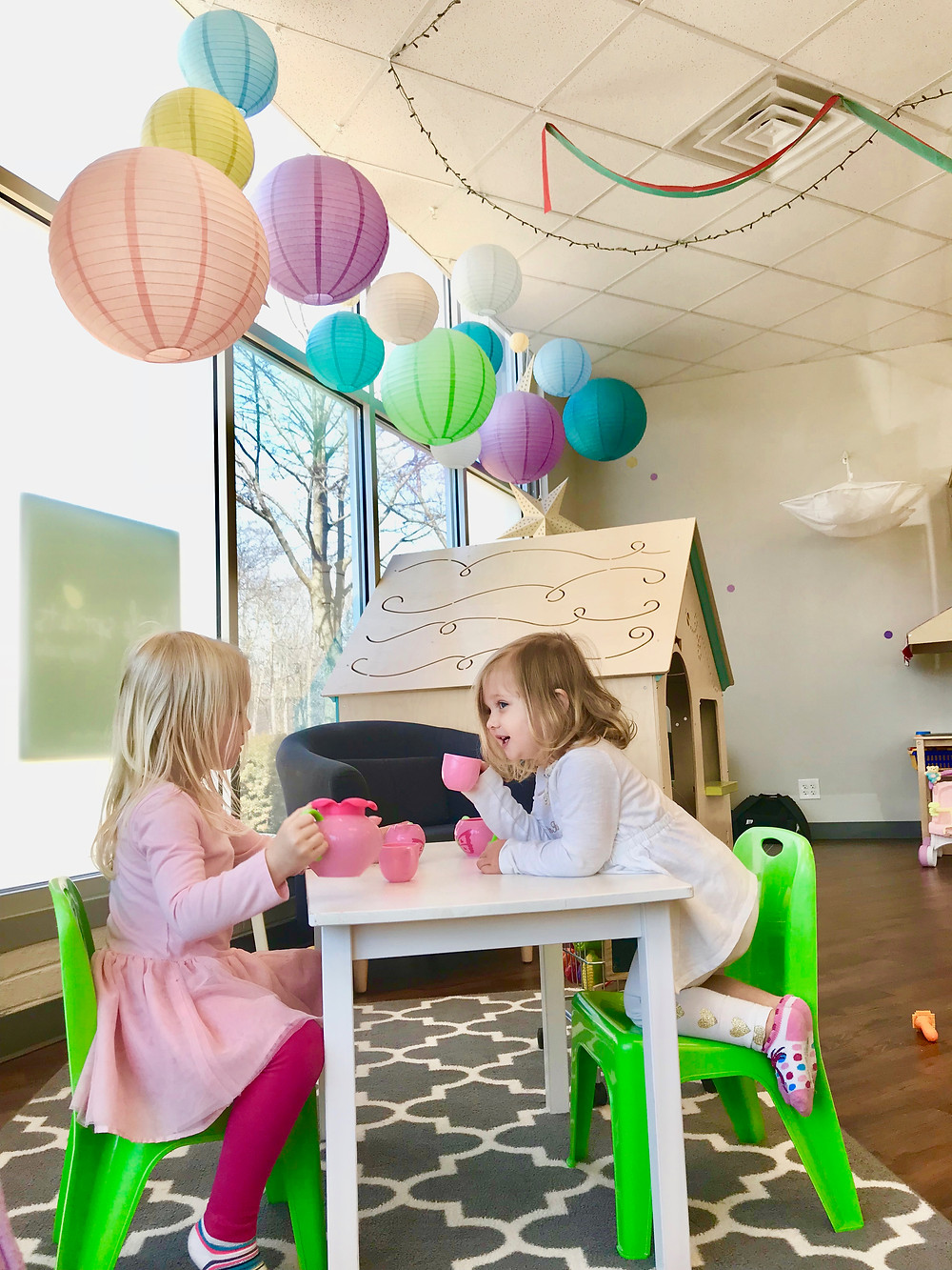 Little Sprouts Play Cafe is the play date perfected.