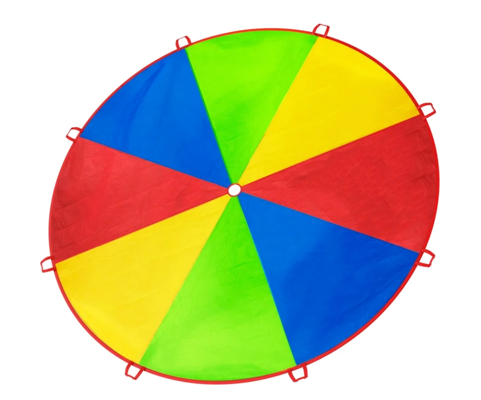 Hey! Play! Activity Parachute on Overstock.com