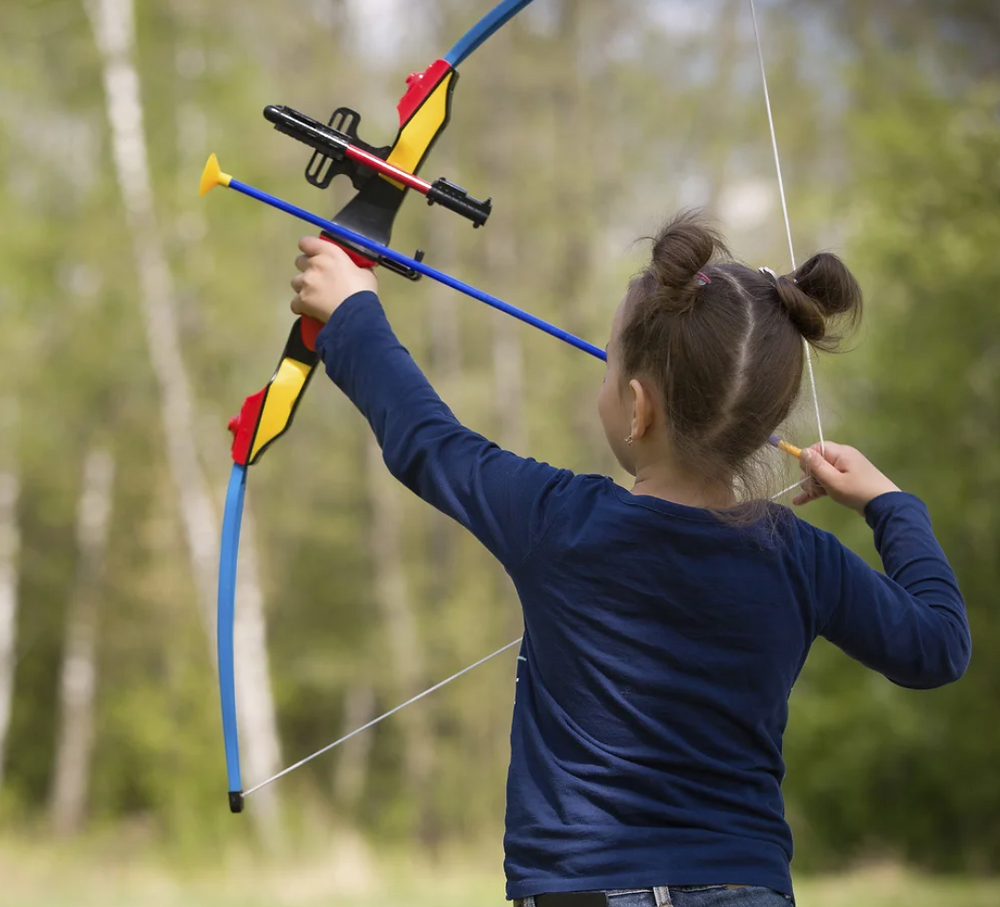 Hey Kids! Bow  & Arrow Set on Overstock.com