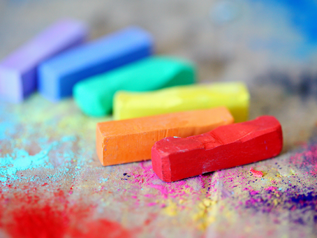 These 10 Sidewalk Chalk Activities Will Make Your Child's Day