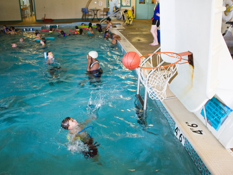 Swimming Birthday Parties around Milwaukee