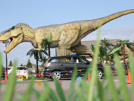Here Are 6 Drive-Through Experiences For Kids