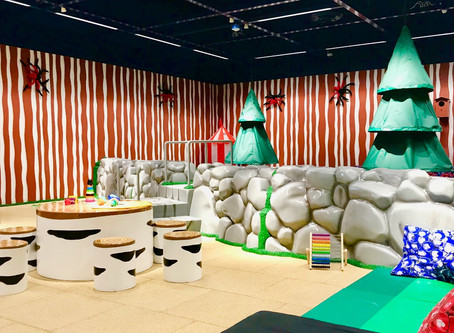 Quick Guide: Smaland play area at IKEA
