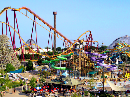 Six Flags Great America Reopens April 24th With New Safety Measures