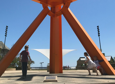 How To Do 'Sculpture Milwaukee' With Kids in 2020