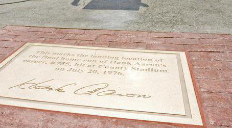 Hank Aaron has died. But his legacy lives on at American Family Field.