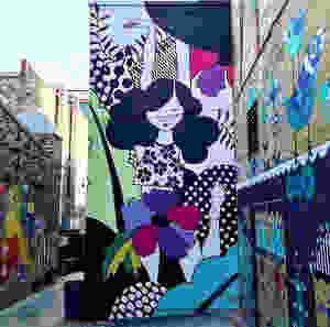 Black Cat Alley in Milwaukee