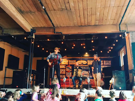 Quick Guide: Fox & Branch concert at Anodyne Coffee