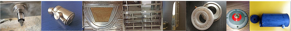 Numerical machining of all types of metals