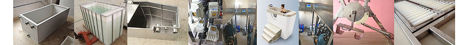 customized stainless steel tanks, automation