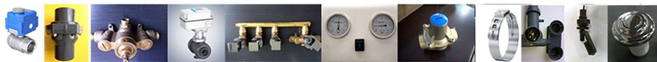 General plumbing supplies, manufacture of thermostatic mixers, stainless steel clamps, general machining