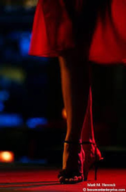 Solo Ladies Dance